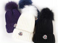 Купить шапку moncler новая коллекция шанель 2017