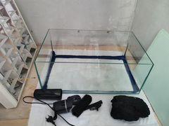 Аквариум, фильтр для рыб/черепахи