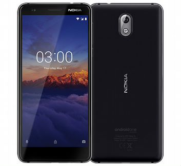 Nokia 3.1 DS 2018 Black