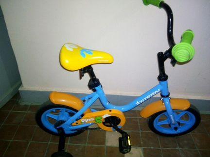 Детский велосипед stern dino 12