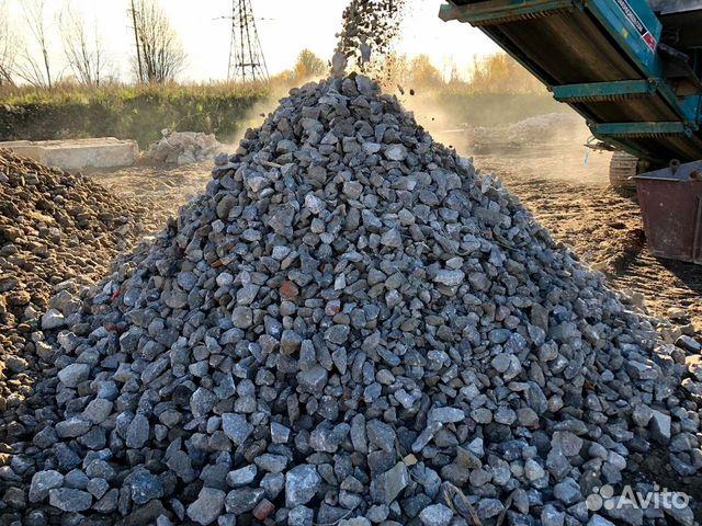 Дробленый бетон в калининграде купить цементный раствор цена за 1 м3 с доставкой