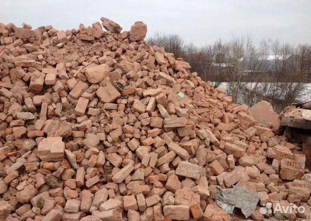 купить бой бетона кирпича