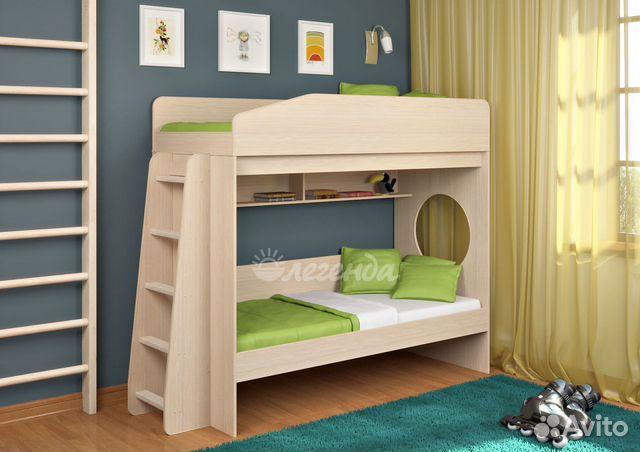 Двухъярусную кровать