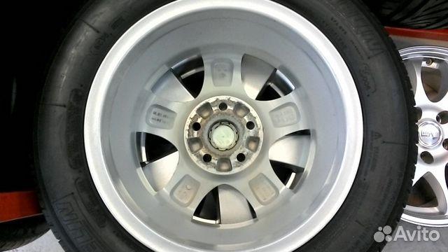 диски skoda fabia r14