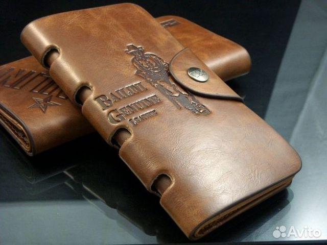224be3f6e6dc Мужской кожаный кошелек портмоне Bailini texas купить в Санкт ...