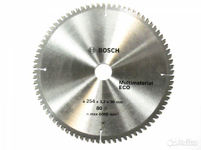 Диск пильный Bosch