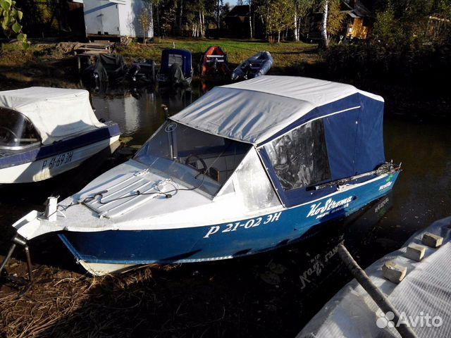 моторная лодка купить на авито липецк