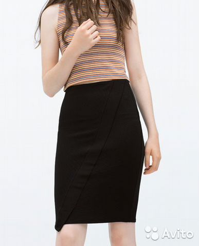 Купить юбку зара