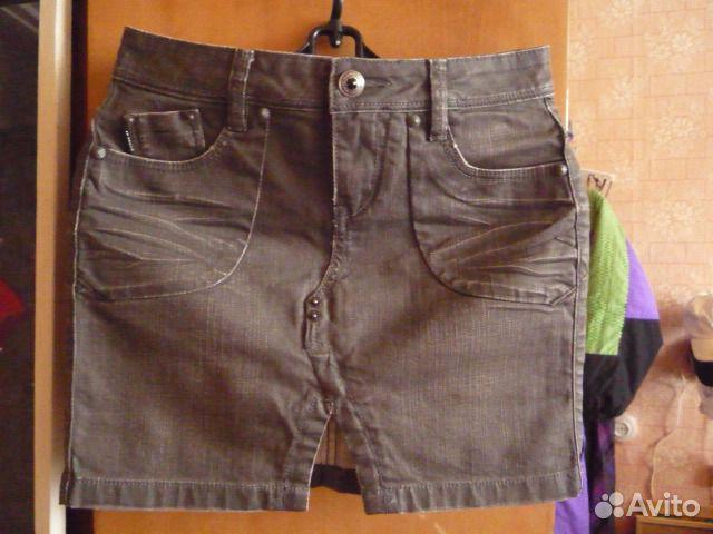 Джинсовые юбки купить в ярославле