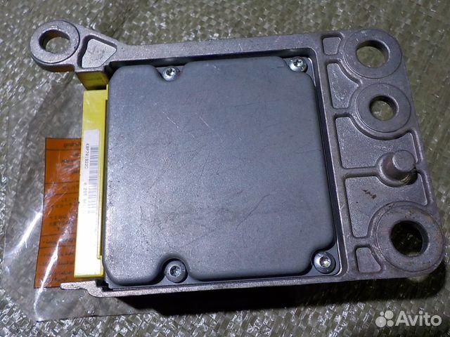 блок управления airbag nissan