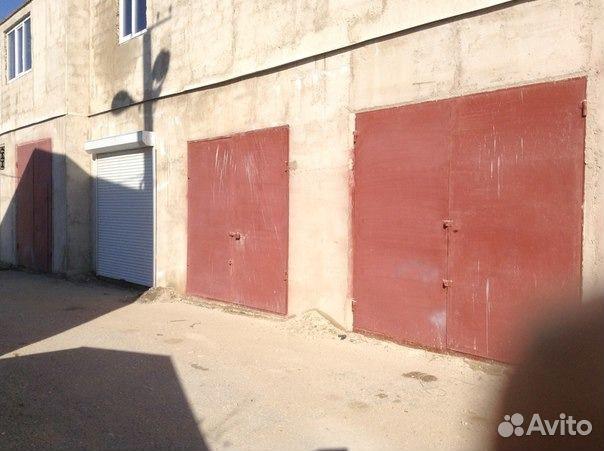 Купить гараж в севастополе авито