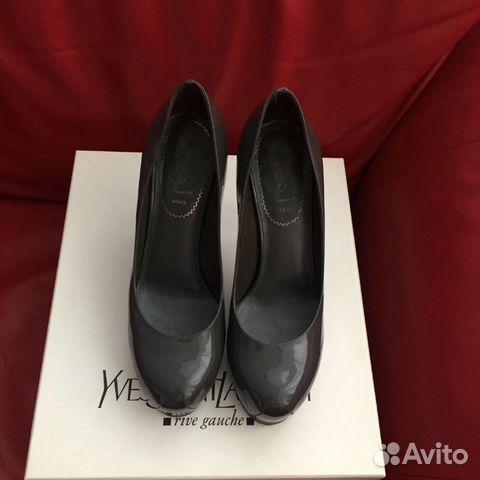 Туфли Yves Saint Laurent tribute   Festima.Ru - Мониторинг объявлений 7e85e1002bf
