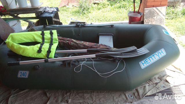 надувная лодка нептун км-260 цена