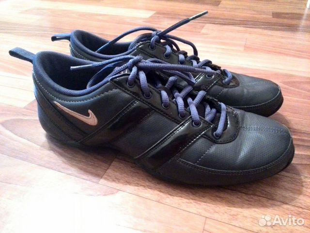 Кожаные кроссовки Nike Air, р-р 38 купить в Москве на Avito ... ce288605219