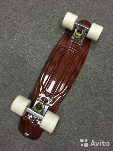Virage skateboards parquet 22— фотография №1