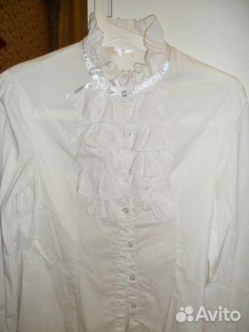 dcaebe31479 Школьная нарядная блузка