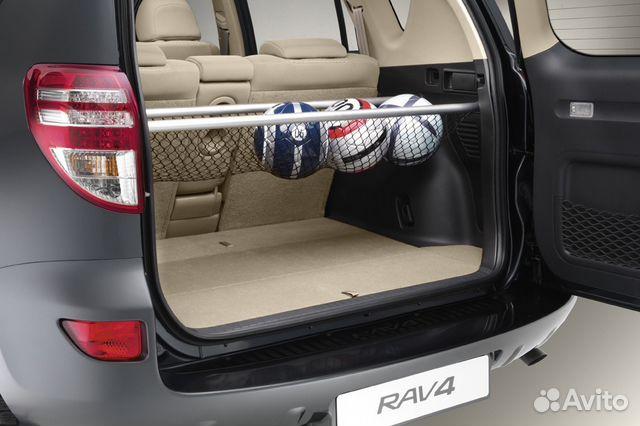 toyota rav4 багажник