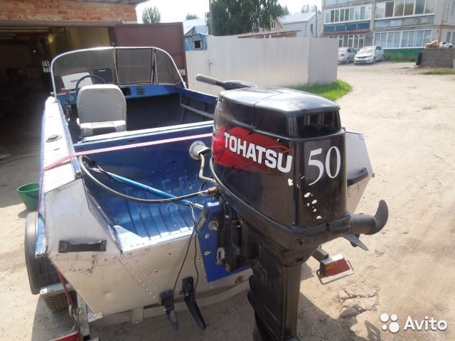 купить мотор для лодки казанка