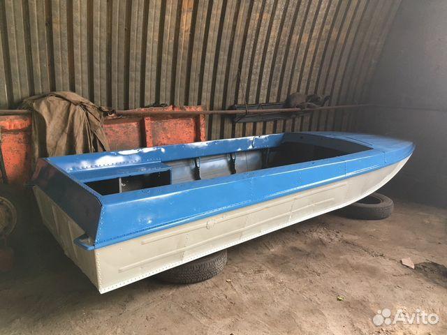 лодка казанка рублей