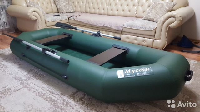купить лодку пвх муссон в самаре