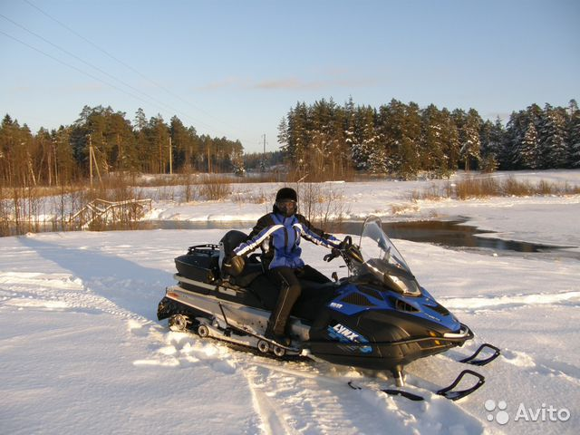 какой самый лучший снегоход для рыбалки