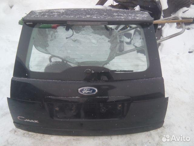 Крышка багажника на форд фокус с макс фото 287-413
