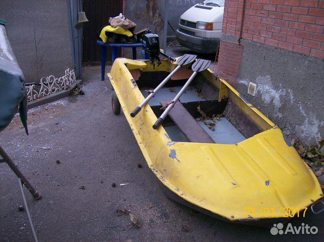 лодка стеклопластик ростов