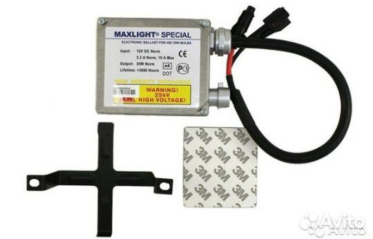 Блок розжига Maxlight Special (с обманкой) - фото 10
