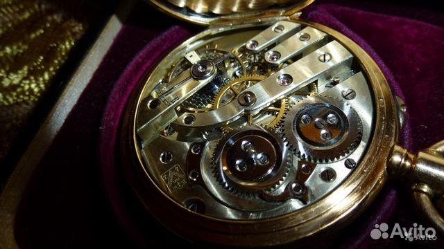Золотые мужские карманные часы H. Moser   Festima.Ru - Мониторинг ... 33db093c9b8