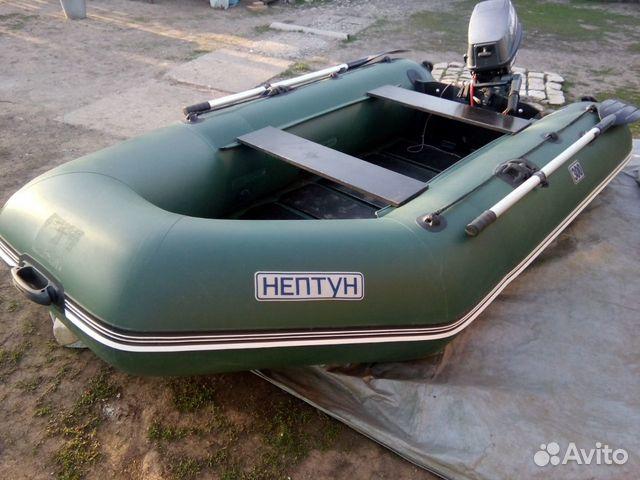 купить лодку пвх нептун 210