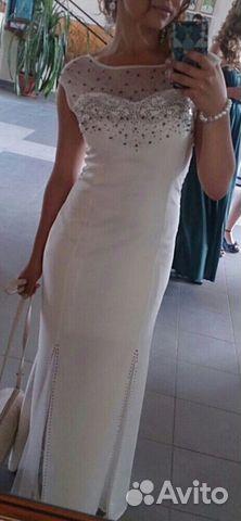 75b0ce85163 Шикарное платье на праздник 42-44