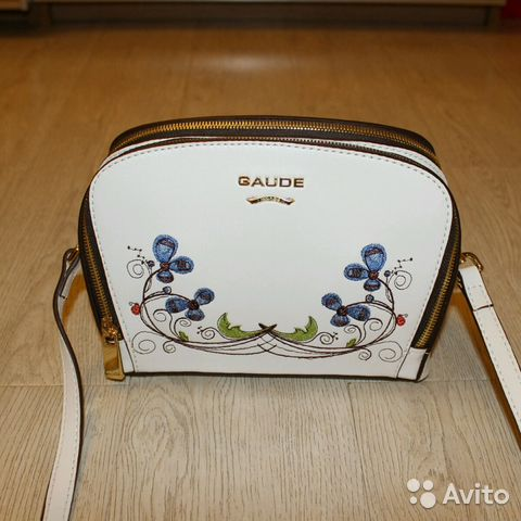 3671559a642c Новая сумка Оригинал Италия Gaude milano из натура   Festima.Ru ...