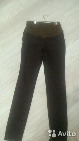 a2c6b55f5514 Теплые брюки для беременных купить в Томской области на Avito ...