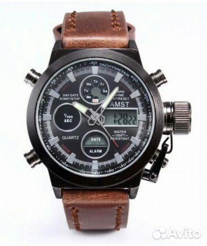 Армейские наручные часы amst купить в спб
