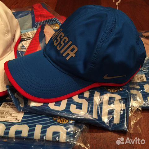 Бейсболка кепка Nike Сборной России,экипировка 18г купить в Москве ... 55d4dfe1942