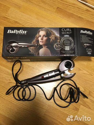 электрощипцы Babyliss Curl Secret Ionic C1100e купить в москве на