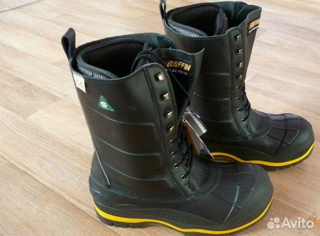 Мужская обувь baffin