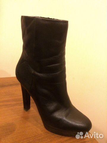 Зимние кожаные сапоги Mascotte купить в Санкт-Петербурге на Avito ... bdc07995e26