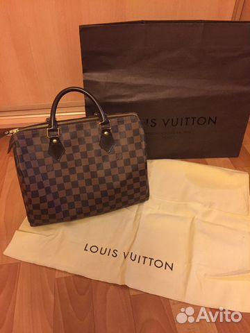 17efe1104f9a Женская сумка Louis Vuitton оригинал   Festima.Ru - Мониторинг ...