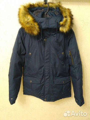 5b0cf47e4011b Новая зимняя куртка 48 размера рост 170-180см купить в Самарской ...