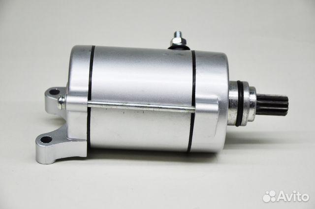 Электростартер 4Т 166FMM (CB,CG200-250) (11T) TTR 89105333080 купить 3