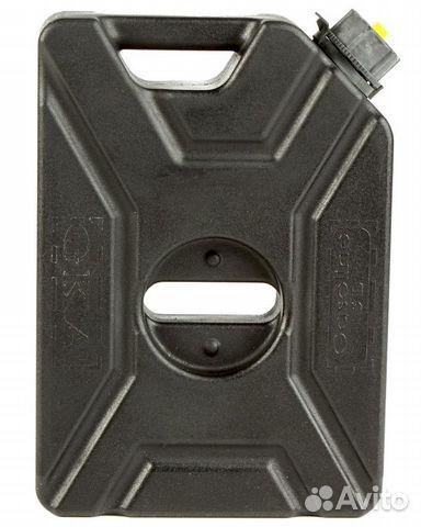 Канистра 5л GKA пластик черная 89105333080 купить 1