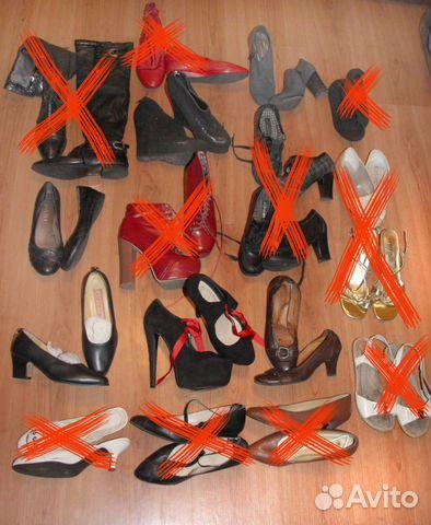 e9ec05a82 Женская обувь 34-38 каблук шпилька балетки сапоги купить в Москве на ...