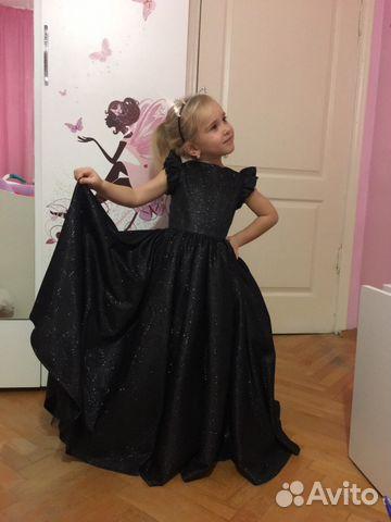 8c2f683e0b4 Детское вечернее платье купить в Москве на Avito — Объявления на ...