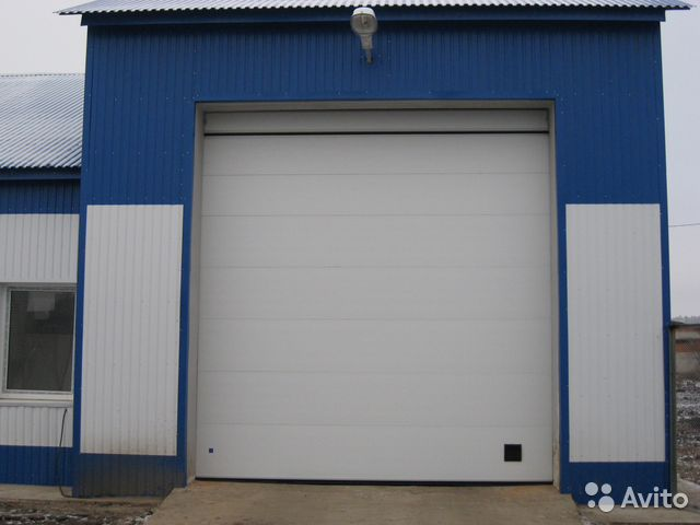 металлический гараж 3 на 5 фото