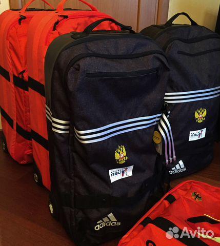 78ab32b94753 Спортивные сумки рюкзаки adidas Сборной России купить в Москве на ...