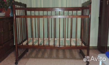 Verkaufe Kinderbett 89528993169 kaufen 1