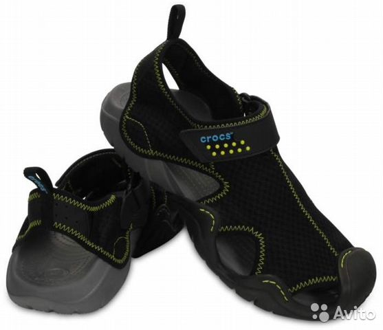 02da741cf3eb Сандалии Crocs Swiftwater Outlet Sandals 38 - 52 р