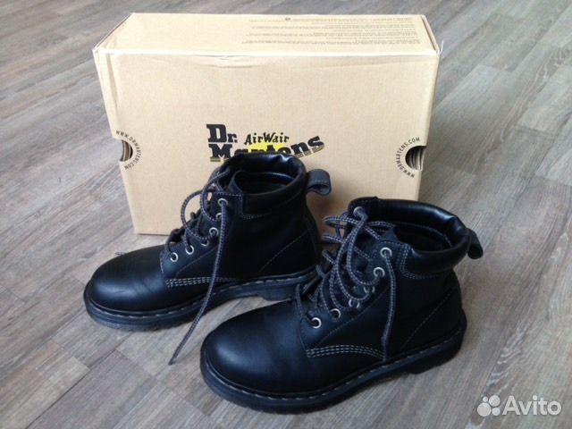 498da39cbbd Ботинки-