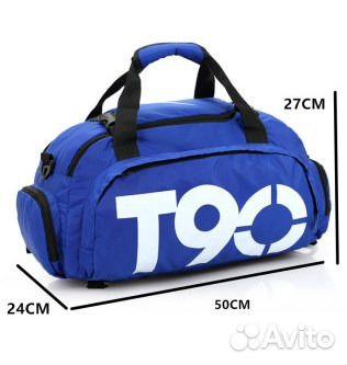 2b1fd7a4 Cпортивная сумка трансформер Nike Т90 купить в Новосибирской области ...